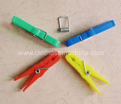 7.9cm Colourful Clothespins
